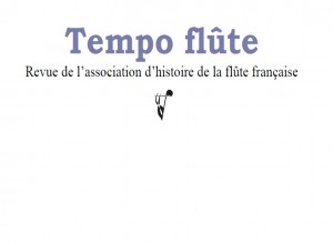Logo Tempo Flûte